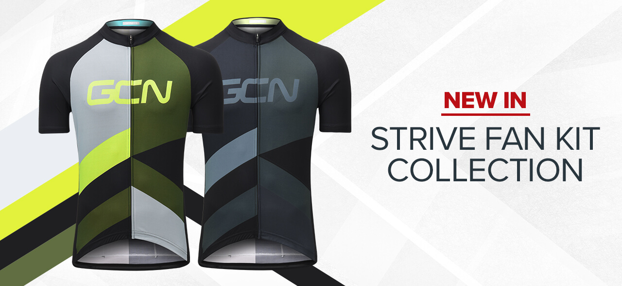New GCN Strive Collection